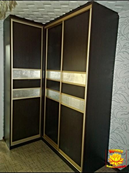 Угловые шкафы-купе - шкафы-купе и кухни на заказ в омске тел.